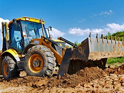 Excavator-Loader-with-backhoe